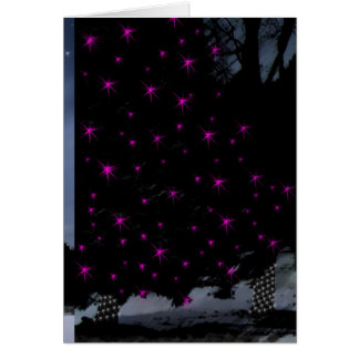 Holiday Lights Greeting Card