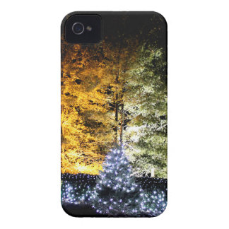 Holiday Lights iPhone 4 Case-Mate Case