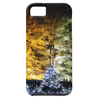 Holiday Lights iPhone SE/5/5s Case