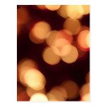 Holiday Lights Postcard