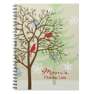 Holiday List Book Notebook