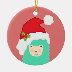 Alpaca Ornaments & Keepsake Ornaments | Zazzle