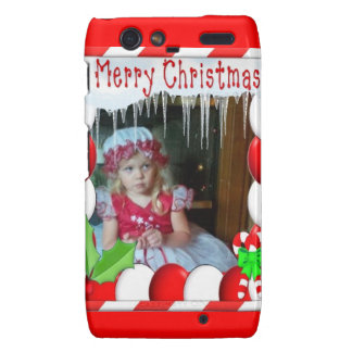 HOLIDAY LOVE DROID RAZR CASE