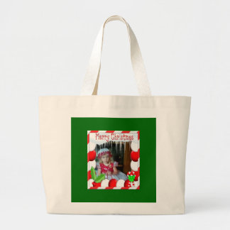 HOLIDAY LOVE JUMBO TOTE BAG