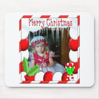 HOLIDAY LOVE MOUSE PAD