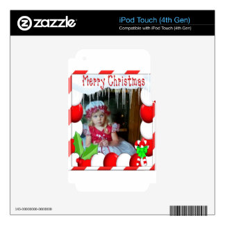 HOLIDAY LOVE SKIN FOR iPod TOUCH 4G