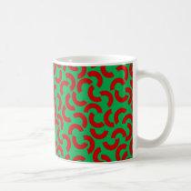Holiday Macaroni Mug