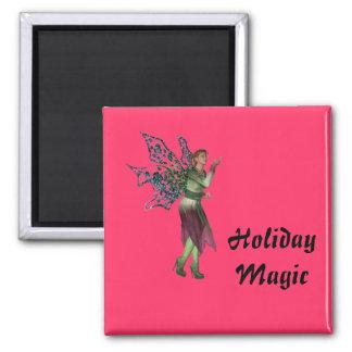 Holiday Magic Magnet