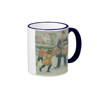 Holiday Mail Mugs