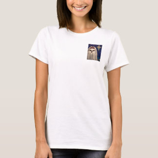 HOLIDAY MALTESE DOG - BELEN STAR 1 T-Shirt