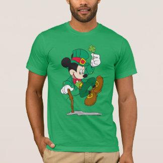 Holiday Mickey   Leprechaun T-Shirt