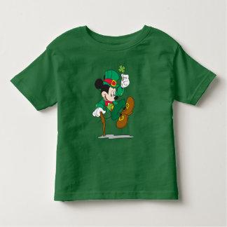 Holiday Mickey   Leprechaun T Shirt