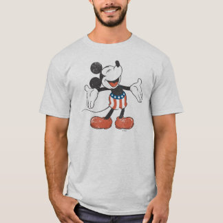 Holiday Mickey | Patriotic Singing T-Shirt