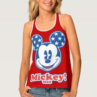 Holiday Mickey | Patriotic Stars Tank Top