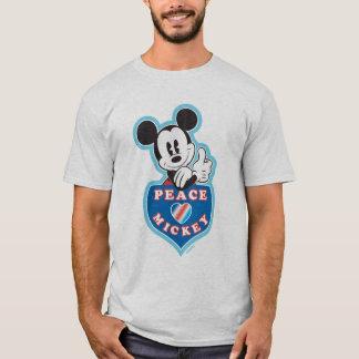 Holiday Mickey | Peace Love T-Shirt