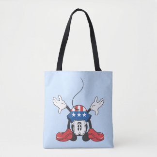 Holiday Mickey | Upside Down Tote Bag