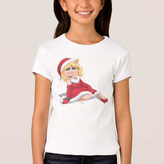Holiday Miss Piggy 2 T-Shirt