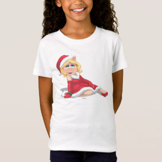 Holiday Miss Piggy 2 T-Shirt