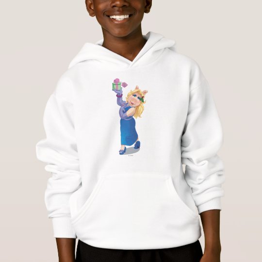 Holiday Miss Piggy Hoodie