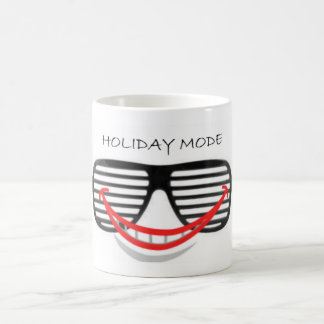 Holiday Mode Funny Coffee Mug