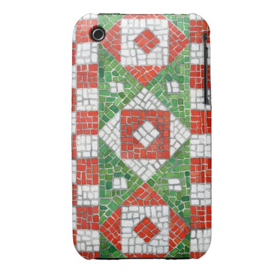 Holiday Mosaic iPhone 3 Cover