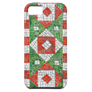 Holiday Mosaic iPhone SE/5/5s Case