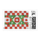 Holiday Mosaic Priority Mail Stamps ($5.15)