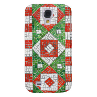 Holiday Mosaic Samsung Galaxy S4 Cover