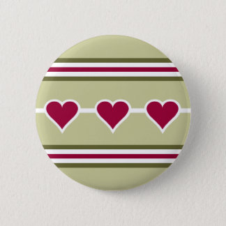 Holiday Motif button