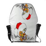 Holiday Mouse Messenger Bag