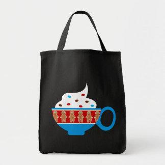 Holiday Mug Tote Bags