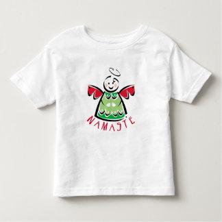 Holiday Namaste Angel T Shirt