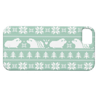 Holiday Nordic Piggy iPhone 5 Cases