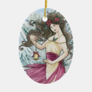 Holiday Nouveau Ornament