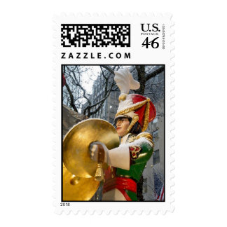 Holiday Nutcracker Stamps