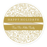Holiday Ornament Photo Card Personalized Invites