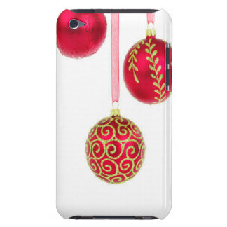 Holiday Ornaments iPod Touch Cover