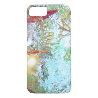 Holiday Ornaments in the Light iPhone 7 Case