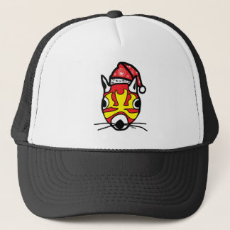 Holiday Paco Trucker Hat