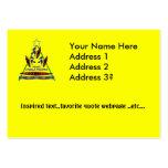 Holiday Paddle Kayak Canoe Design Large Business Cards (Pack Of 100)