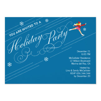 Holiday Party Custom Invitations