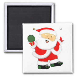 holiday party favors 2 inch square magnet