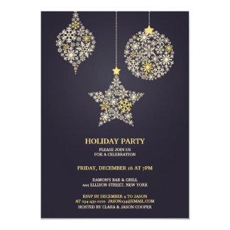Holiday Party Flat Invitation