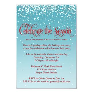 Holiday Party Invitation | Celebrate the Season 2