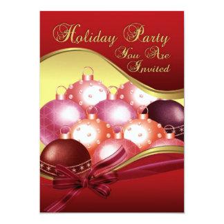 Holiday Party Invitation - Christmas Party Invitat