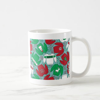 Holiday Party Sweaters Coffee Mug