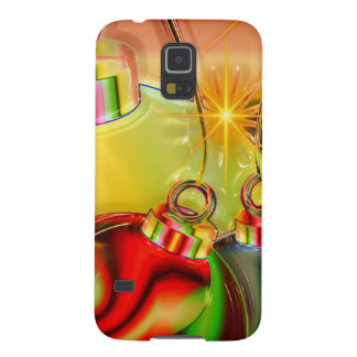 Holiday Party Winter Stocking Destiny Gifts Galaxy S5 Cases