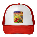 Holiday Party Winter Stocking Destiny Gifts Trucker Hat