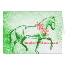 HOLIDAY PASSAGE 5x7 Greeting Card
