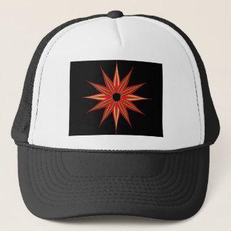 Holiday Pattern Brights Trucker Hat